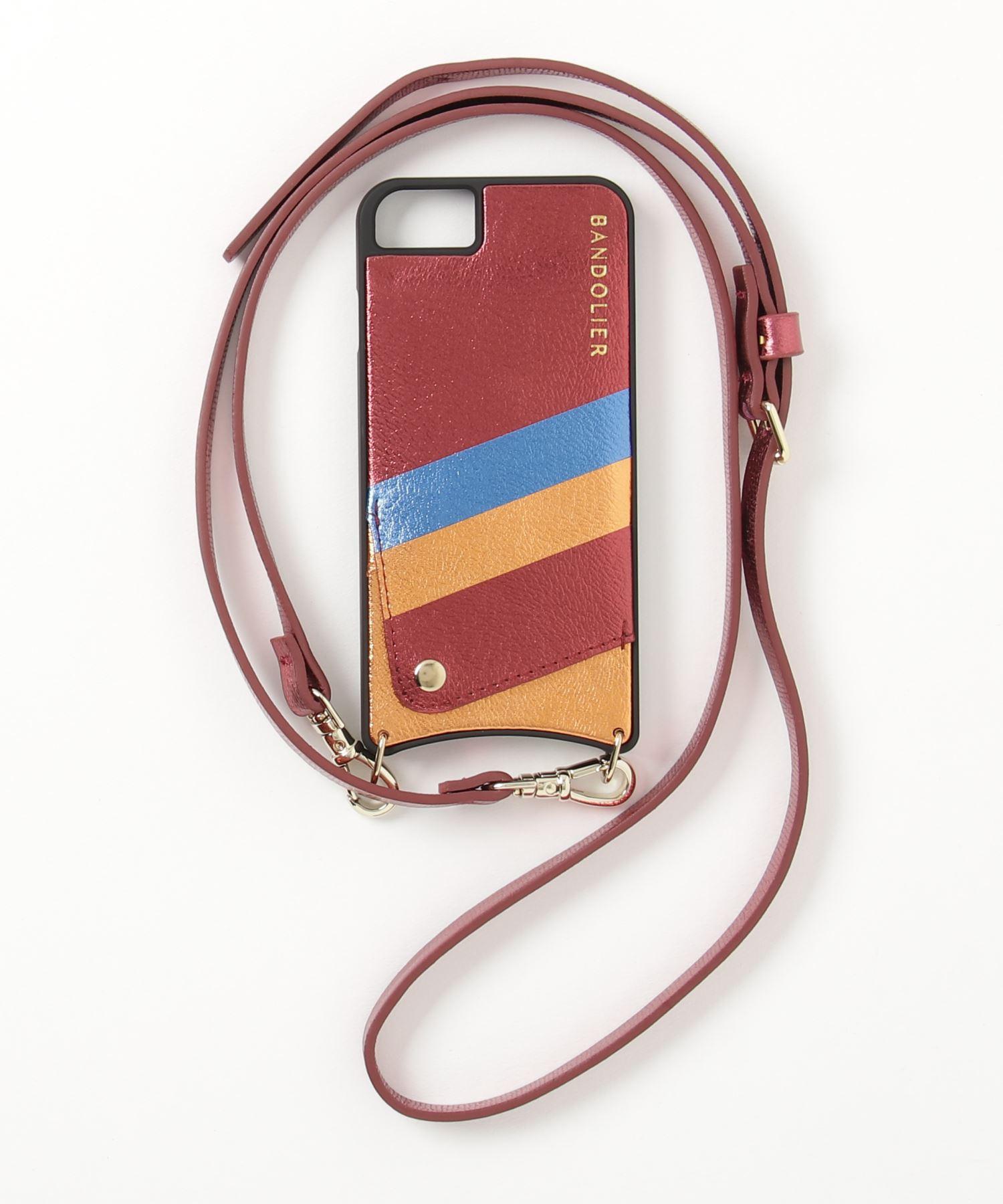 "BANDOLIER ""EMMA RAINBOW"" iPhone 6.7.8"