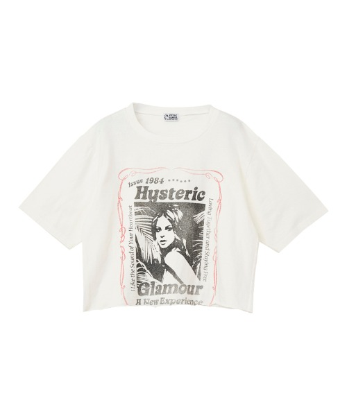 HEARTBEAT ショートTシャツ