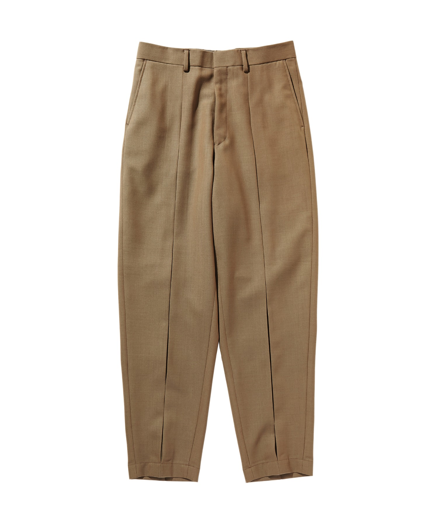 SPRING2020 WIDE TAPERED PANTS