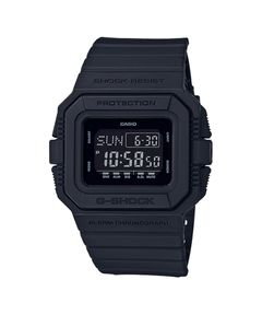 CASIO G-SHOCK DW D5500BB 1FJ
