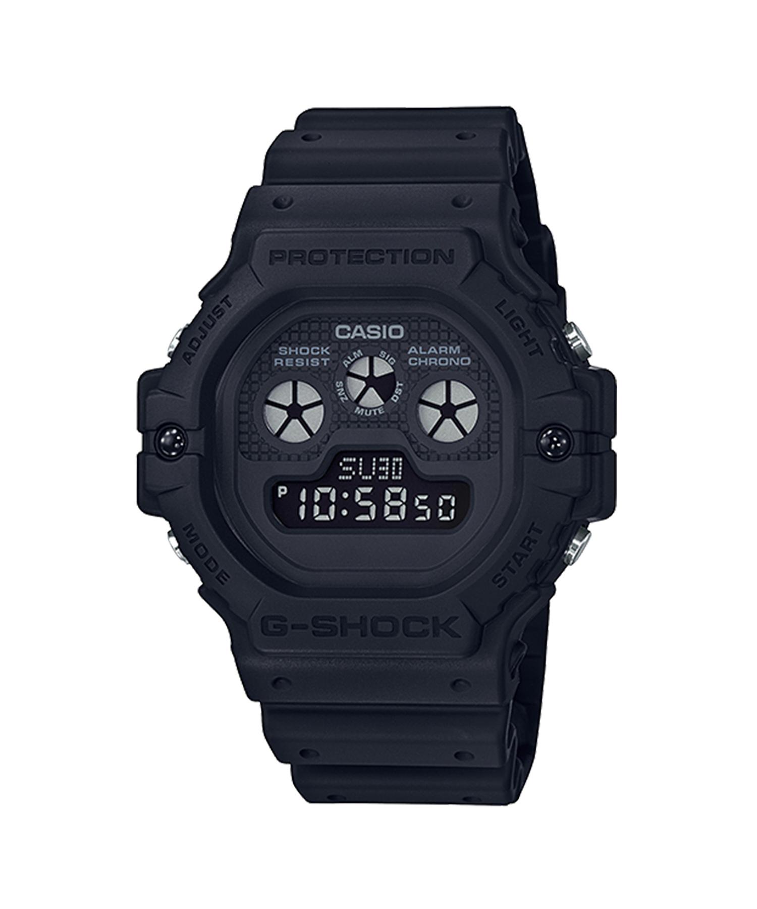 CASIO G-SHOCK DW 5900BB 1FJ