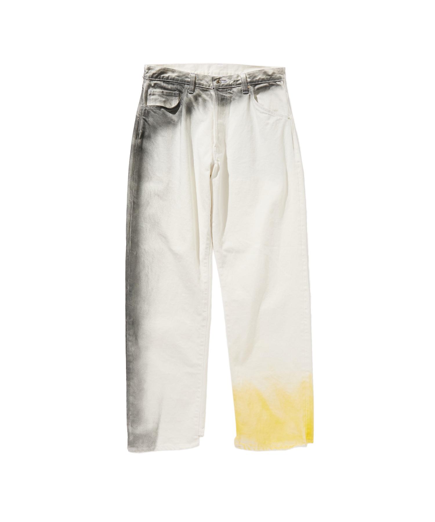 SPRING20120 TAPERED DENIM PANTS