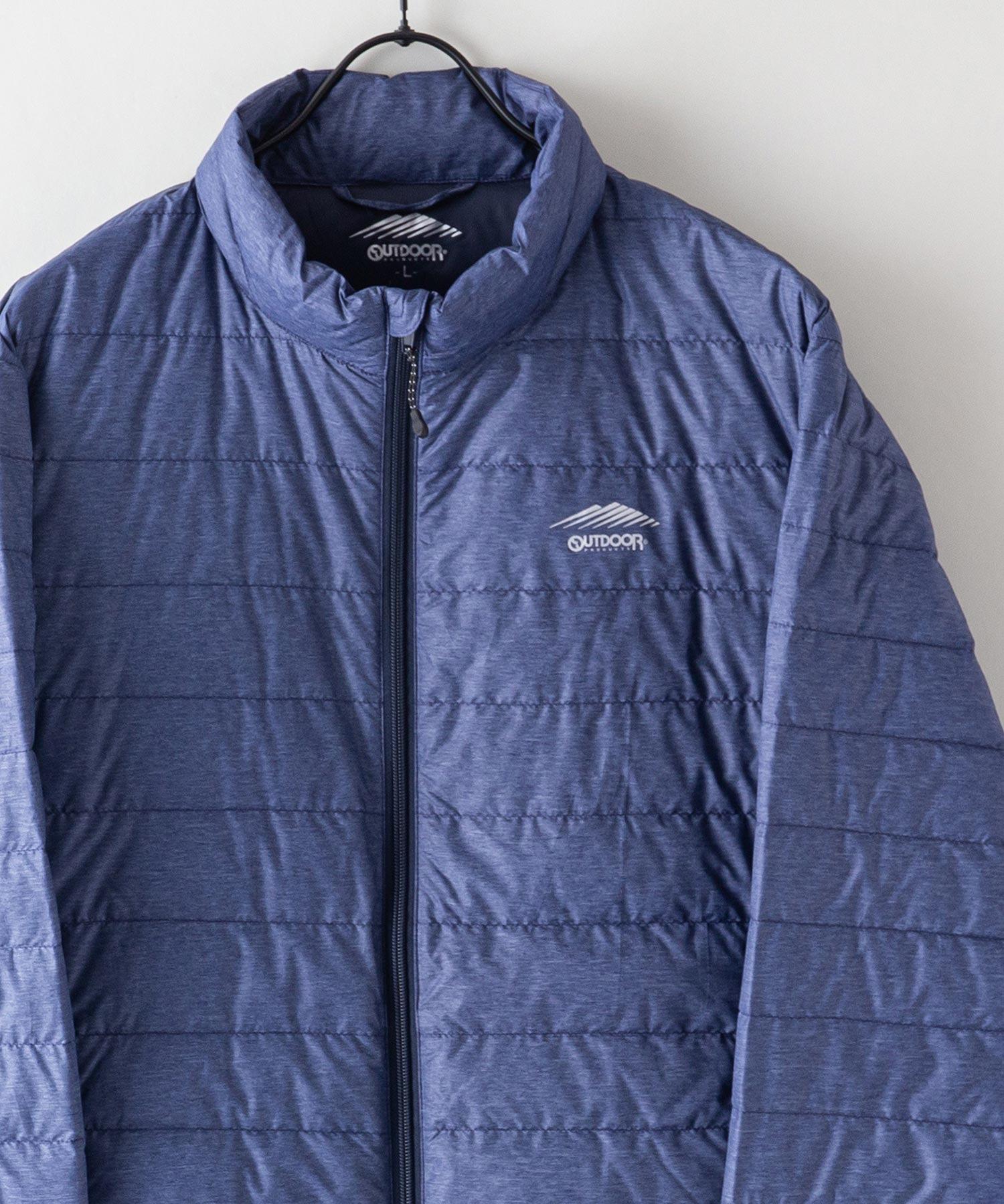軽量ダウン スタンドライトジャケット 撥水透湿防風ポケッタブル(パッカブル)700フィルパワー