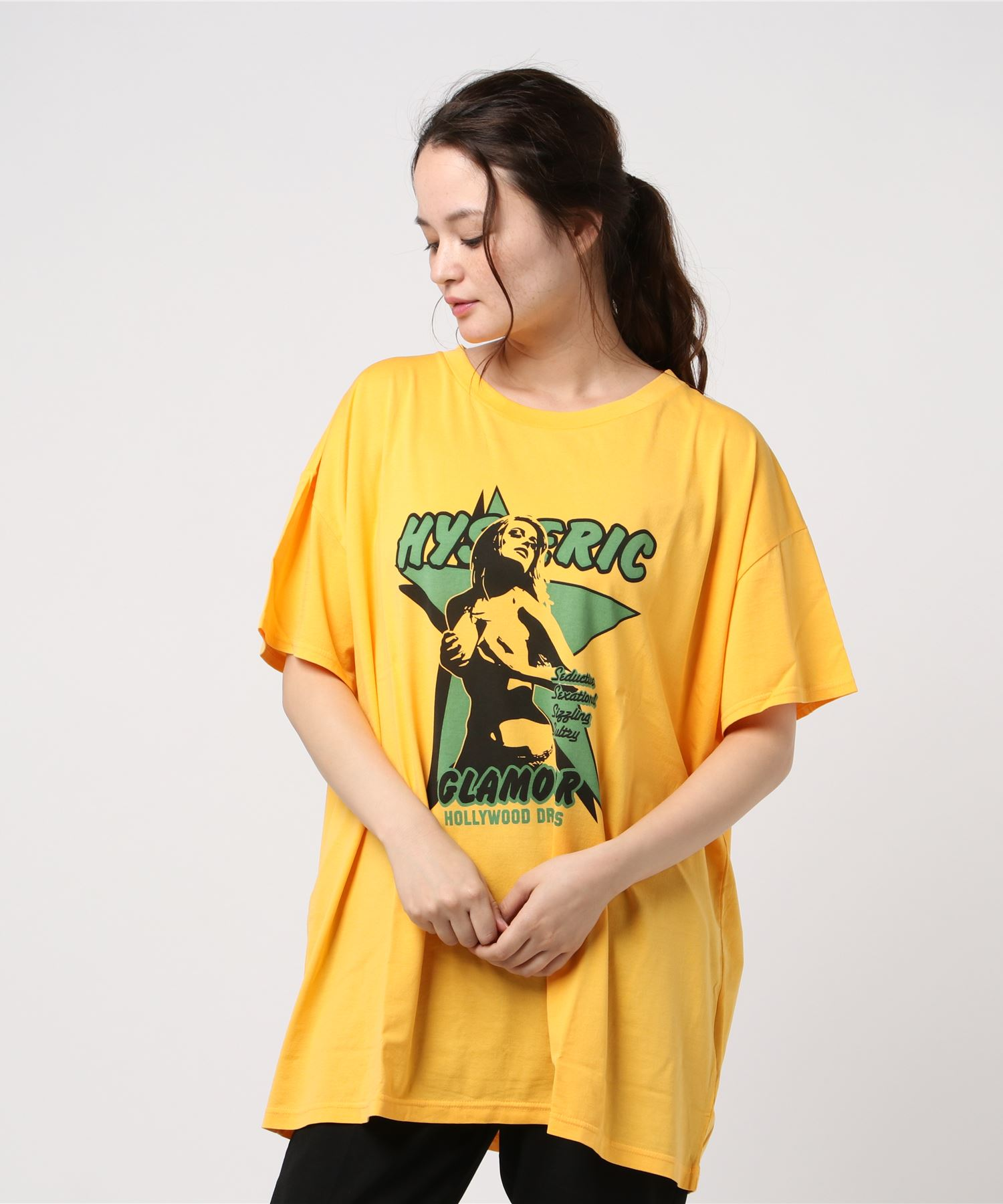 HOLLYWOOD DREAMS ビッグTシャツ