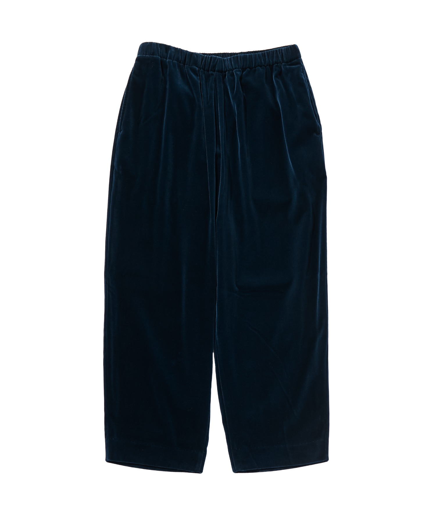 SPRING2020 WIDE TAPERED EASY PANTS