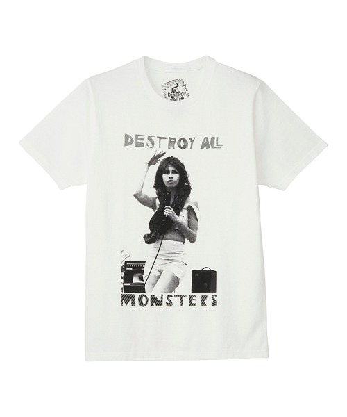 DESTROY ALL MONSTERS/NIAGARA W SNAKE Tシャツ