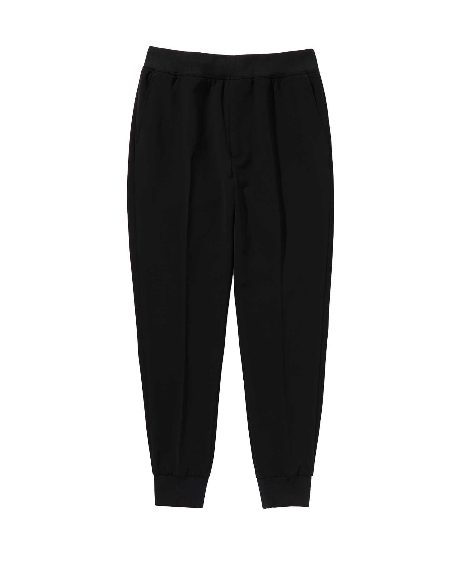 SPRING2020 RIBBED EASY PANTS