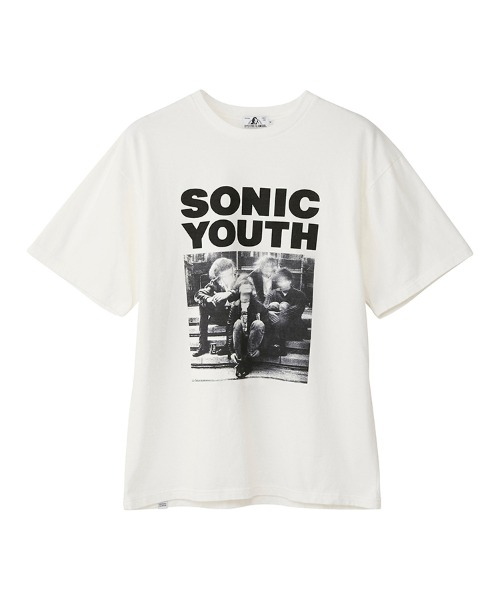 SONIC YOUTH/HERE?!WHERE?! Tシャツ