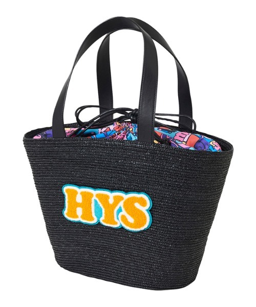 HYS PATCH ブレードストローバッグ
