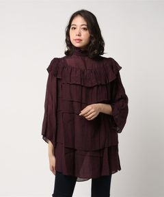 【LOA BY LOA】RUFFLE TUNIC