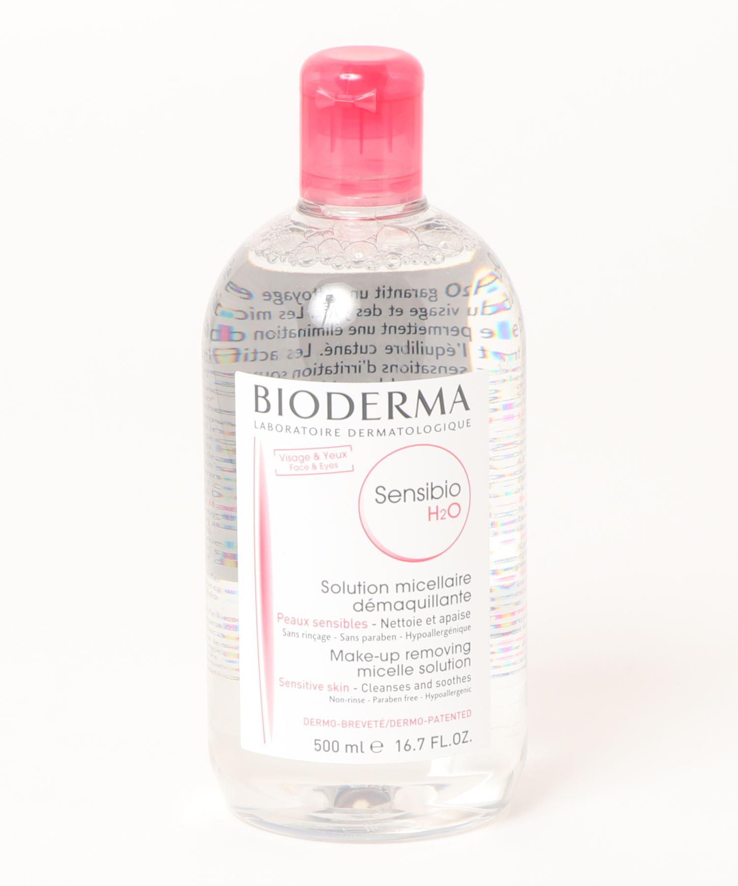 【 BIODERMA / ビデルマ 】サンシビオ H2O D 500ml RIY