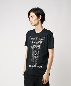 THE GHOST WOLVES/POLAR POWER Tシャツ