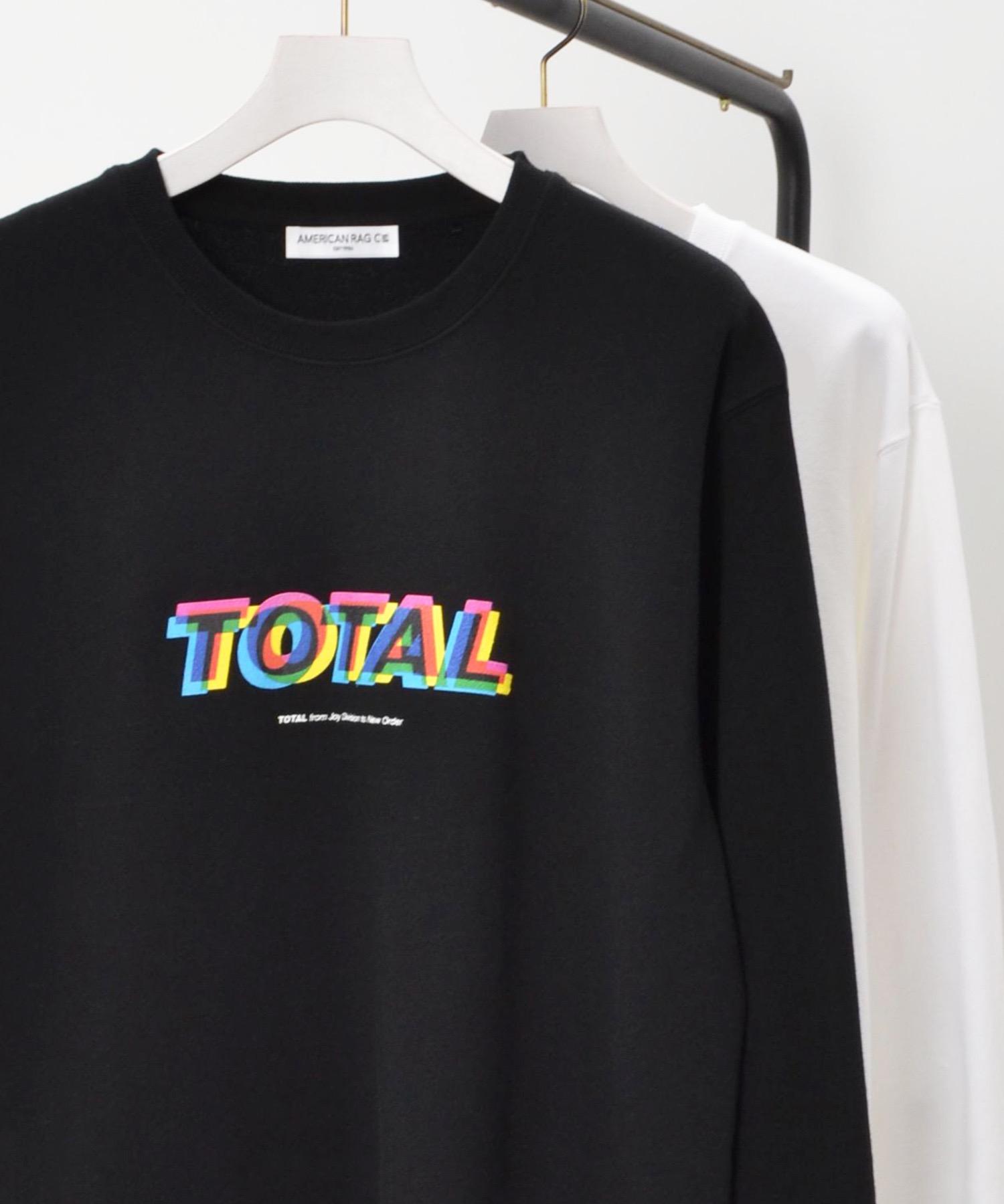 """ジョイ・ディヴィジョン Joy Division / アートワークスウェット """"TOTAL"""""""