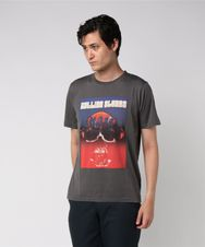 THE ROLLING STONES/MOVIE POSTER Tシャツ