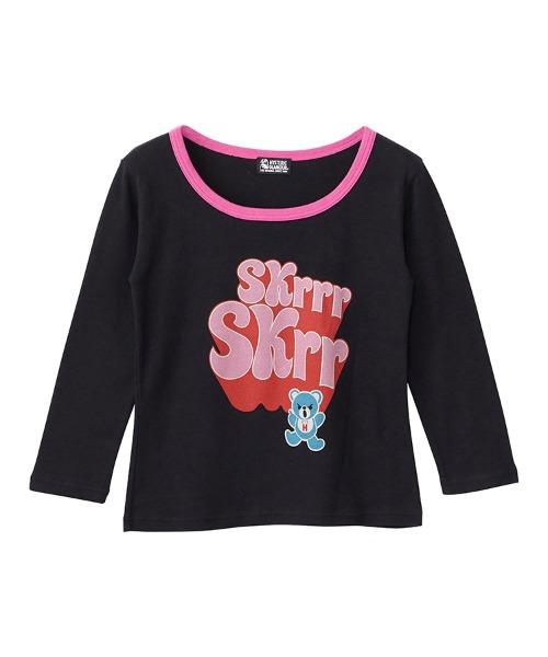 SKRRRSKRR チビTシャツ