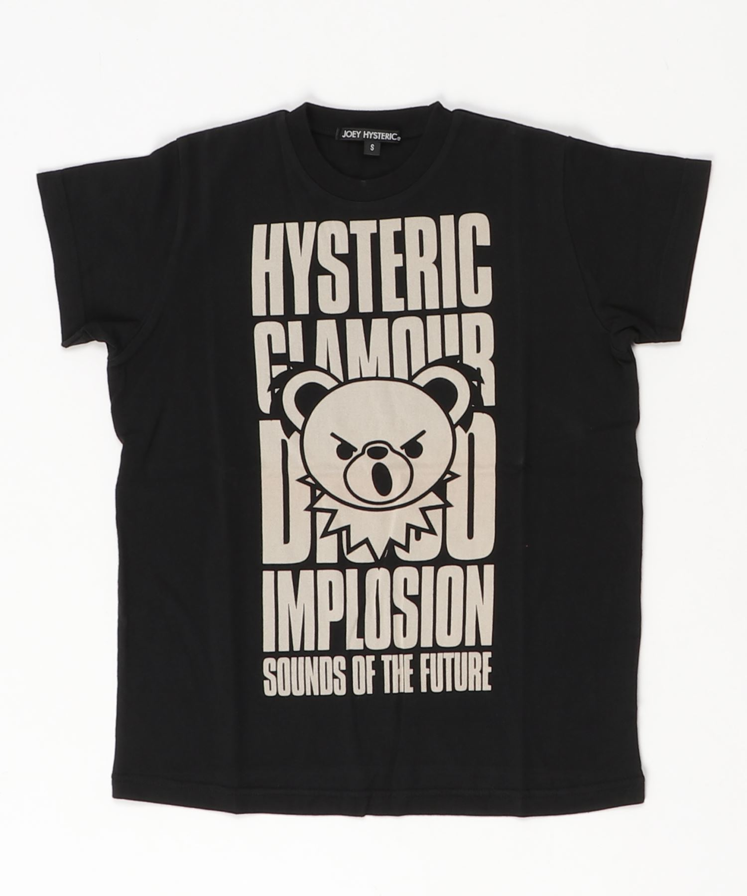 BEAR IMPLOSION pt ビッグTシャツ【S/M】