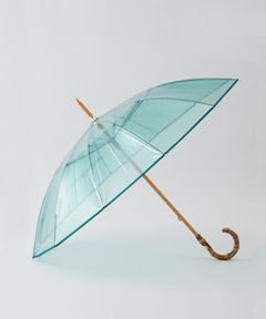 "TRADITIONAL WEATHER WEAR / ""VINYL UMBRELLA BAMBOO"" 長傘"