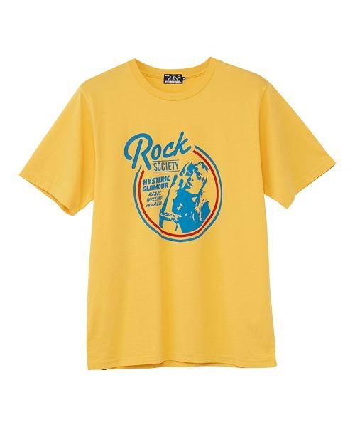 ROCK SOCIETY  Tシャツ