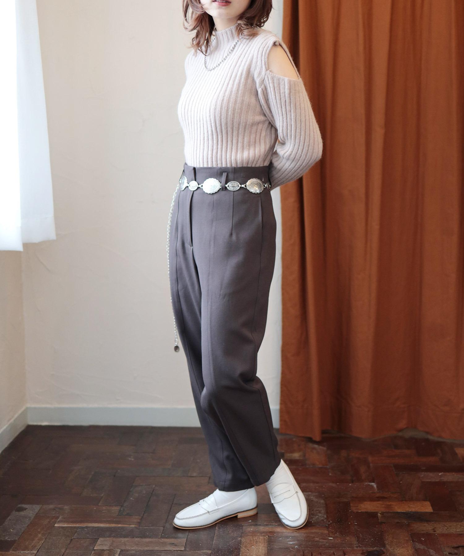warm color pants