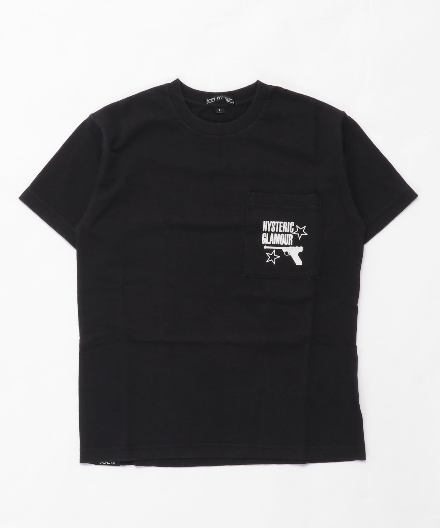 KILLER LOOKS pt ポケ付Tシャツ【L】