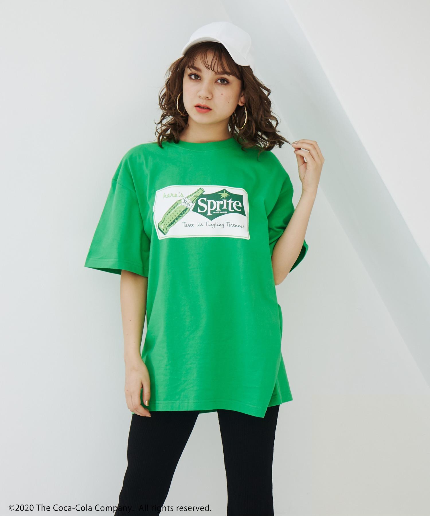 【コカ・コーラ/ファンタ/スプライト/チェリーコーク】Drink CollectionコラボTシャツ