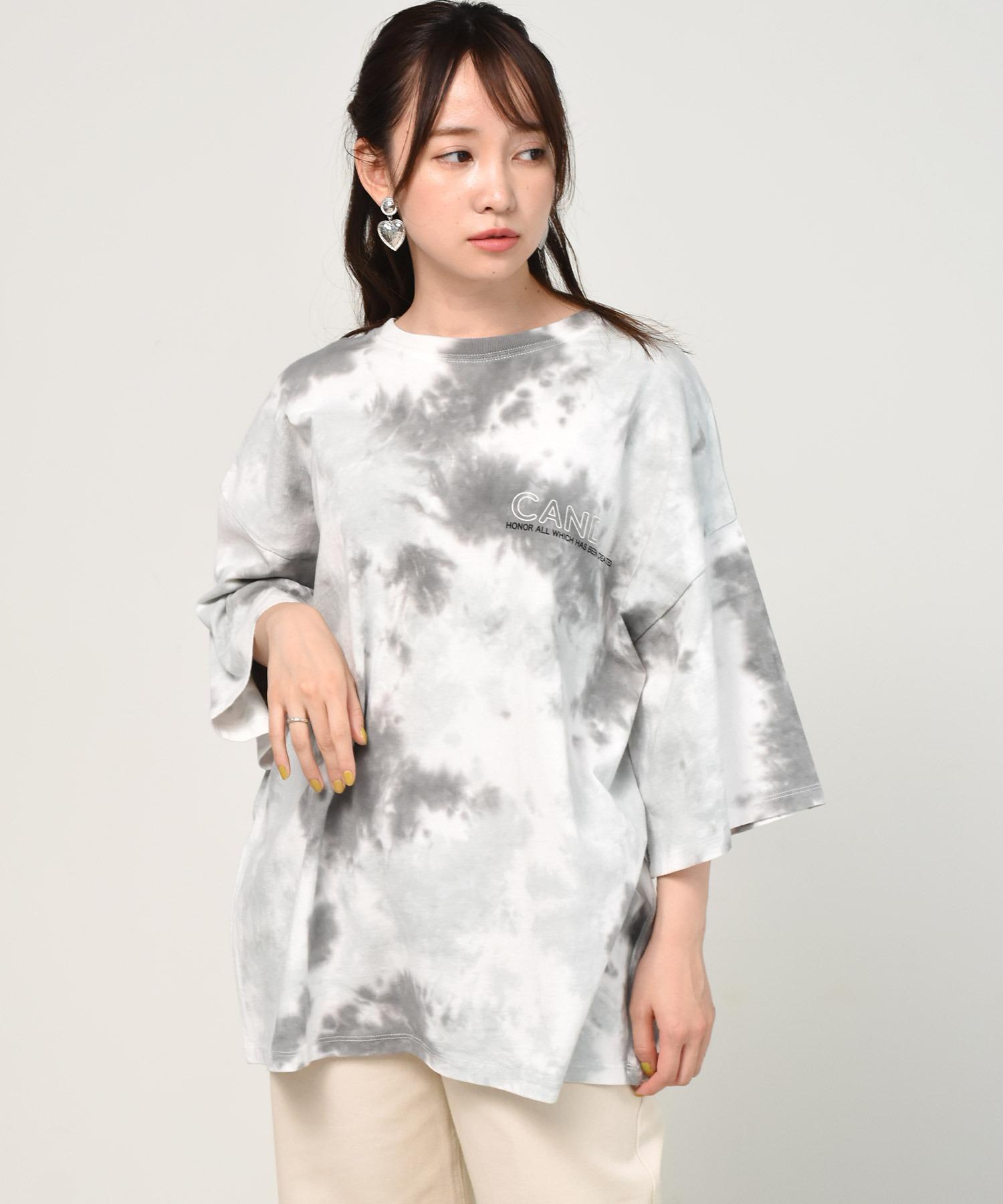 タイダイ半袖TEE
