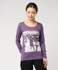 THE CRAMPS/TALES FROM THE CRAMPS pt Tシャツ