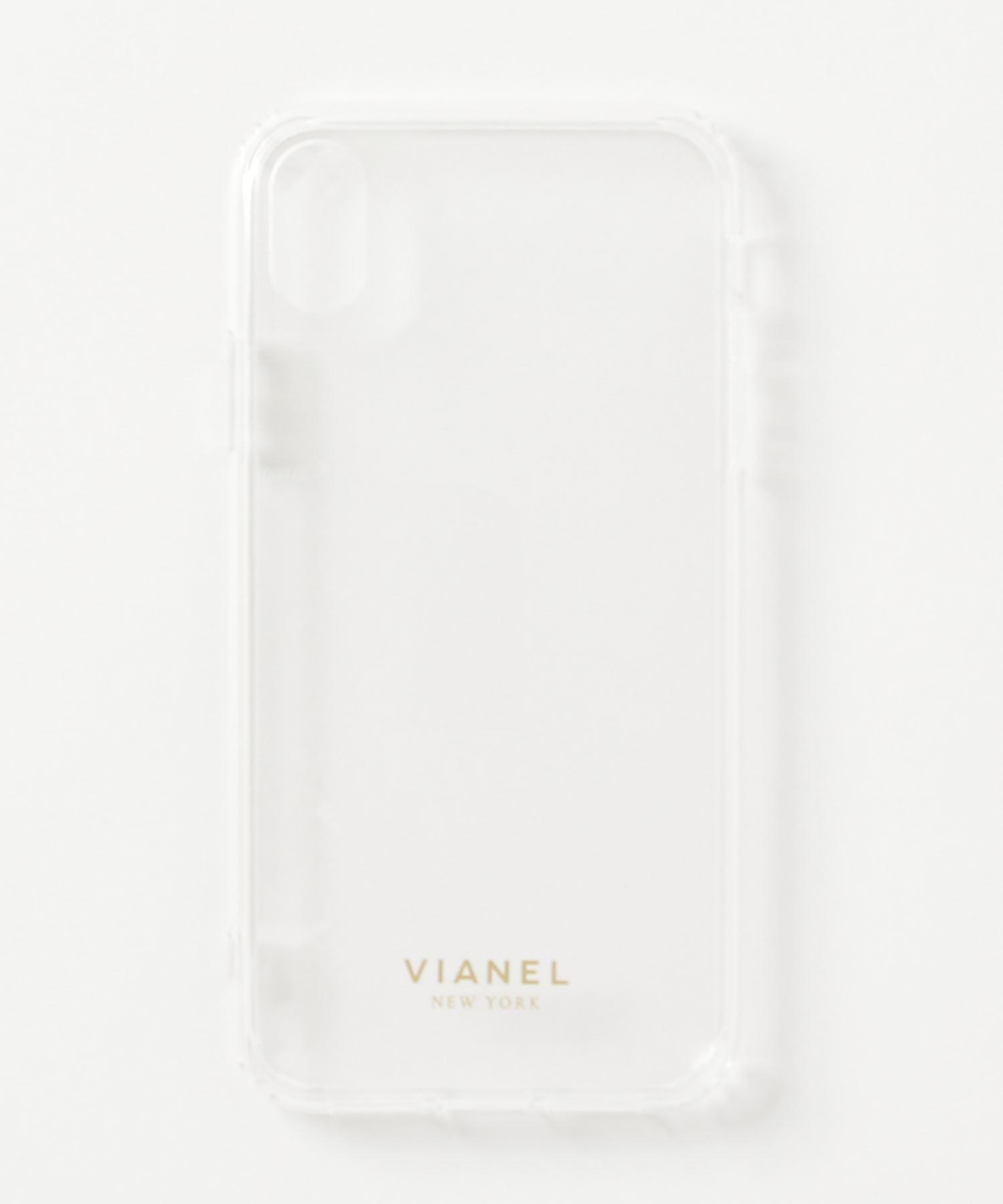 VIANEL NEW YORK / IPHONE FLEX CASE CLEAR XR