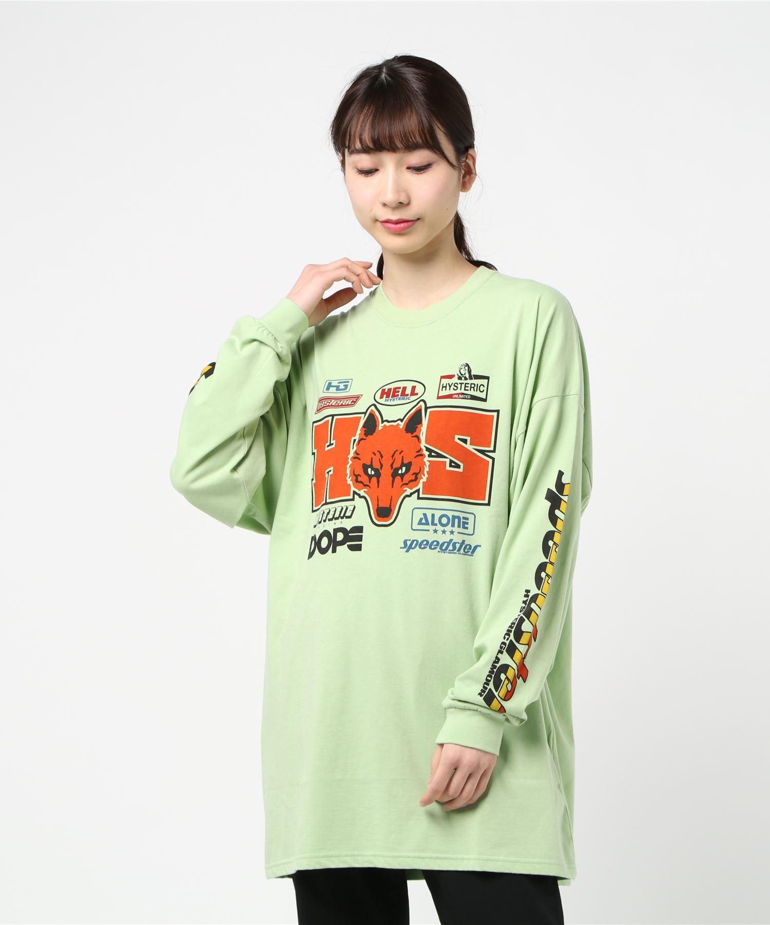 HYS SPEEDSTER pt ビッグTシャツ