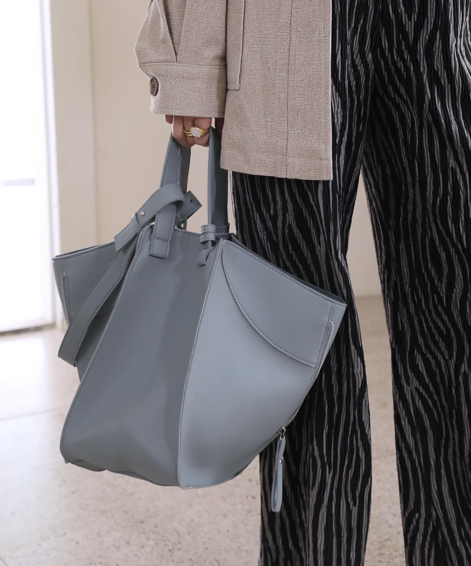【chuclla】3way trapezoid shoulder bag cha80
