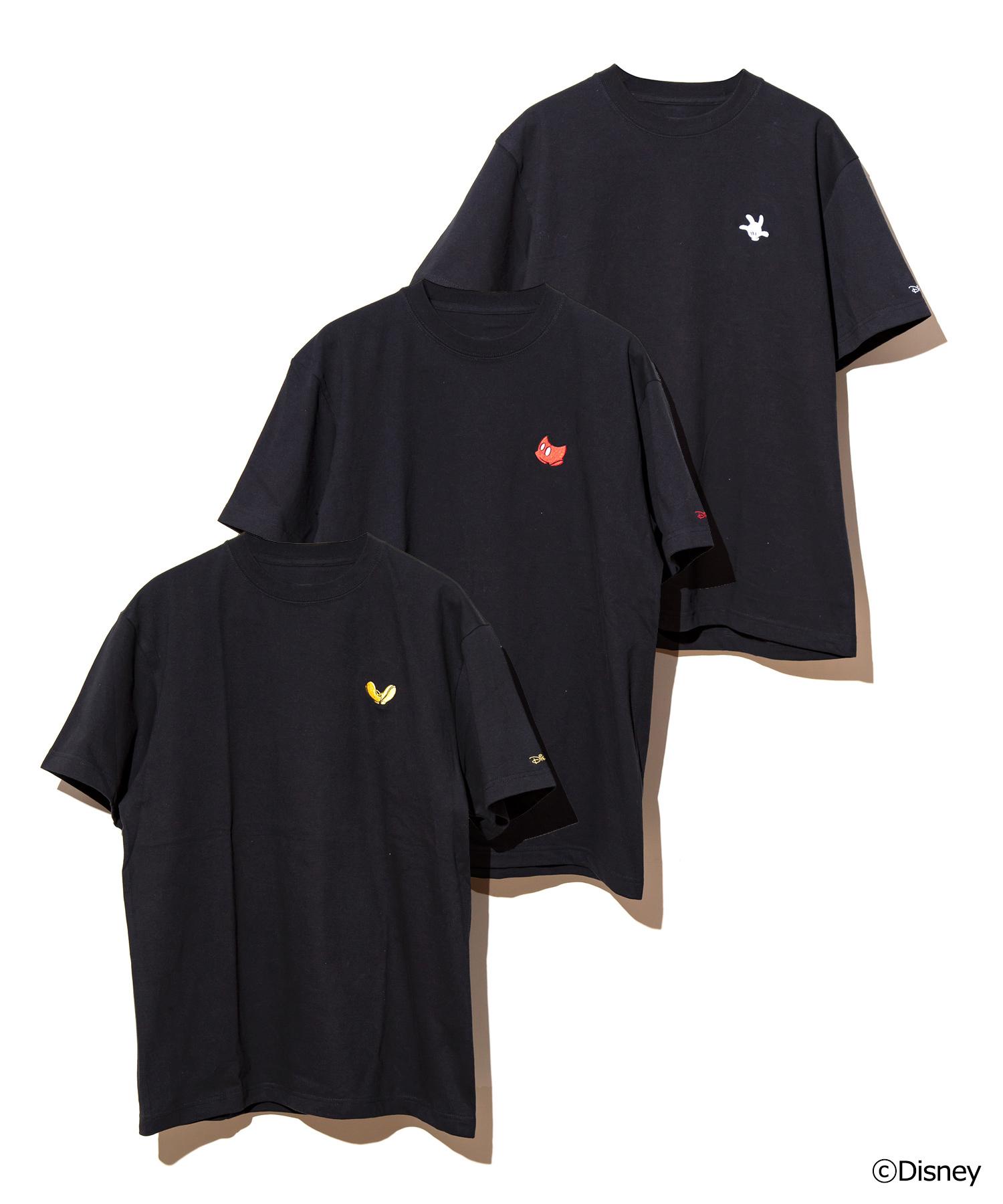 ONEITA / DISNEY 3枚組クルーネックパックTシャツ《ESTNATION EXCLUSIVE》