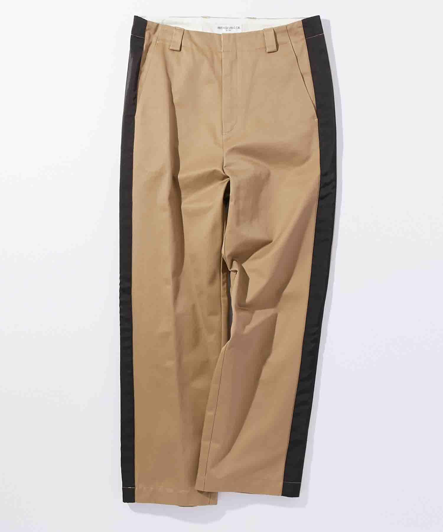 アメリカンラグシー AMERICAN RAG CIE / ラインチノパンツ Lined Chino Pants