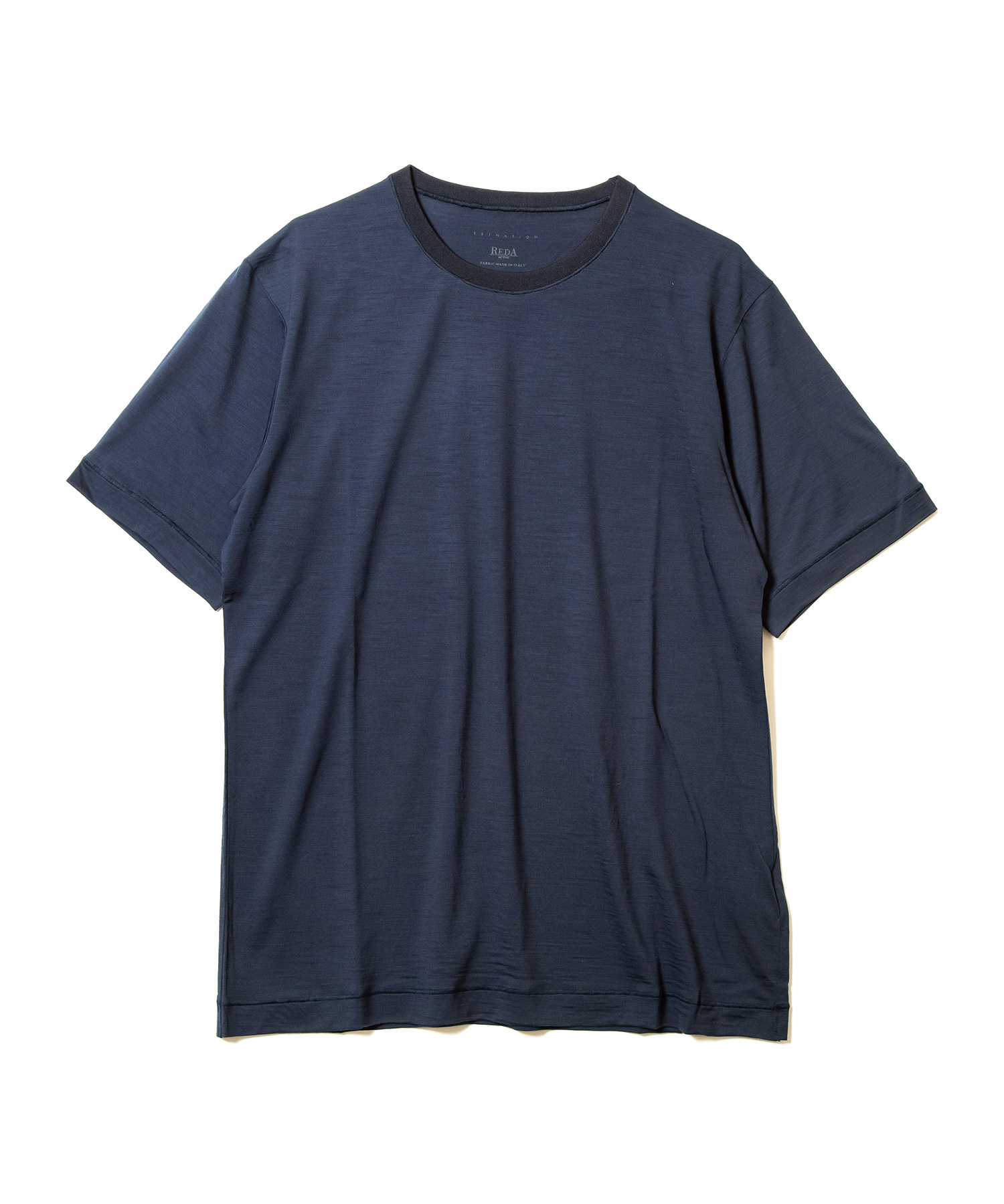 "ESTNATION / ""REDA ACTIVE"" ウールTシャツ"