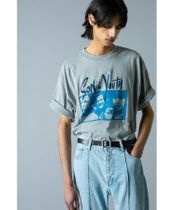<SONIC YOUTH × monkey time> TEE 21SS/Tシャツ