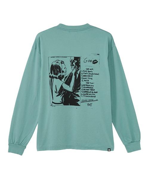 SONIC YOUTH/GOO Tシャツ