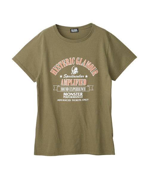HG SOUND EXPERIENCE オーバーサイズTシャツ