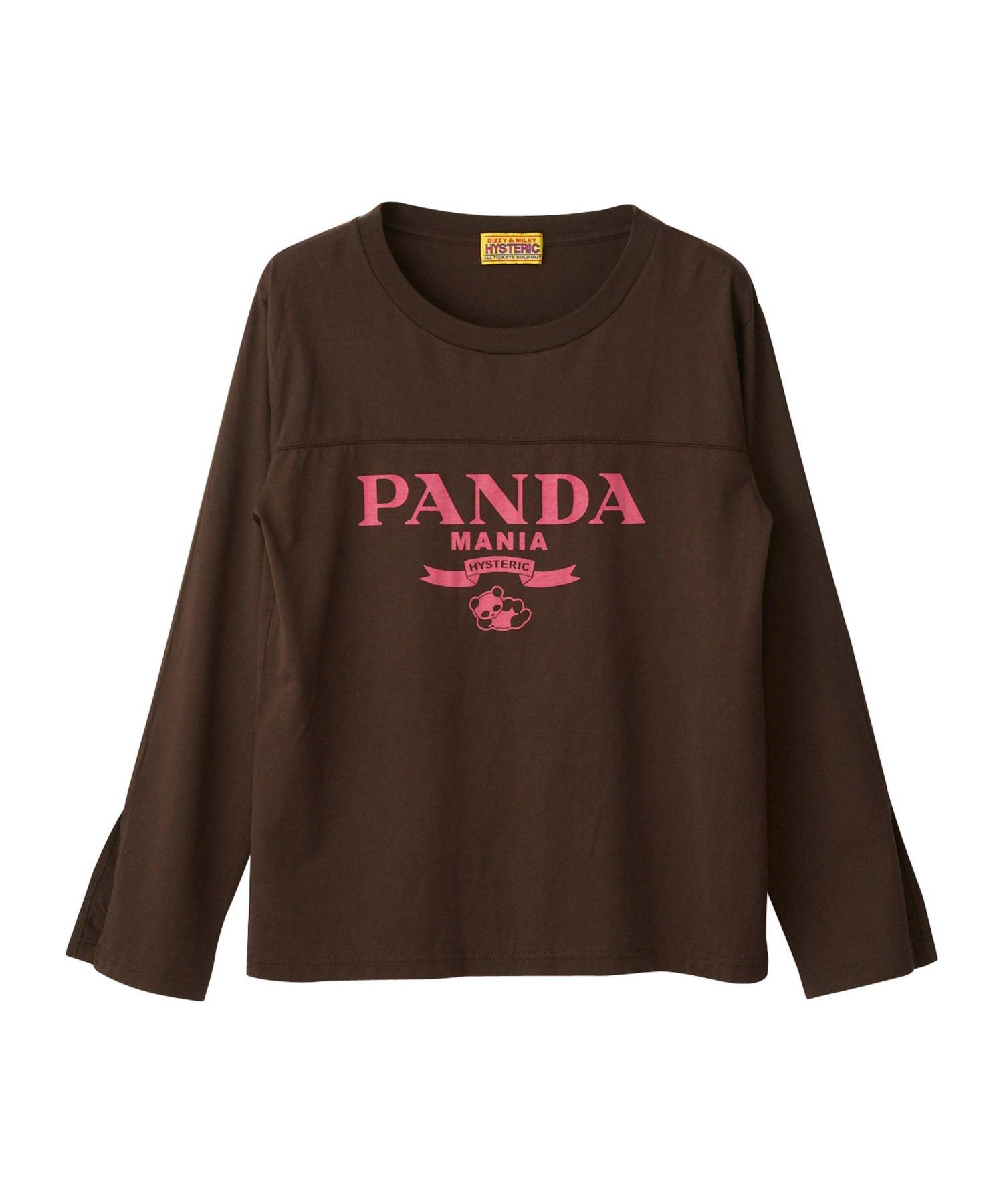 PANDA MANIA Tシャツ