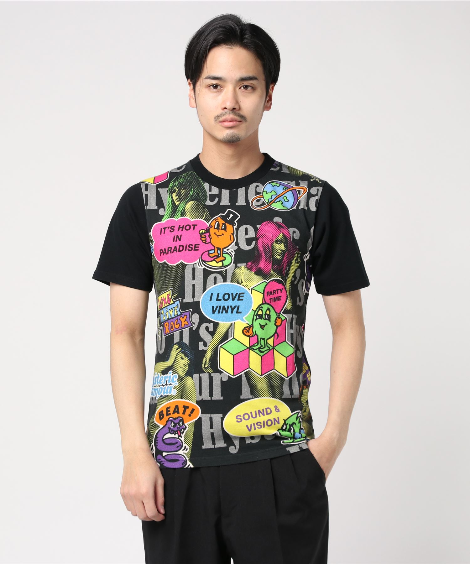 HYS PARTY TIME Tシャツ