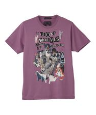 THE GHOST WOLVES/ABGB Tシャツ