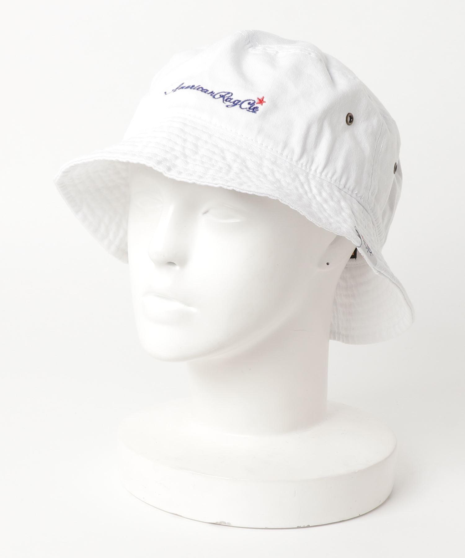 AMERICAN RAG CIE ARC Script Logo Embroidery Cotton Bucket Hat/アメリカンラグシー ARCスクリプトロゴエンブロイダリーコットンバケットハット