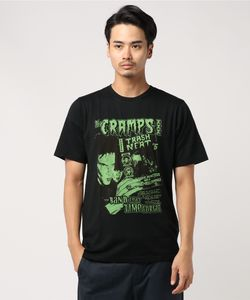 THE CLAMPS/TIME FORGOT Tシャツ