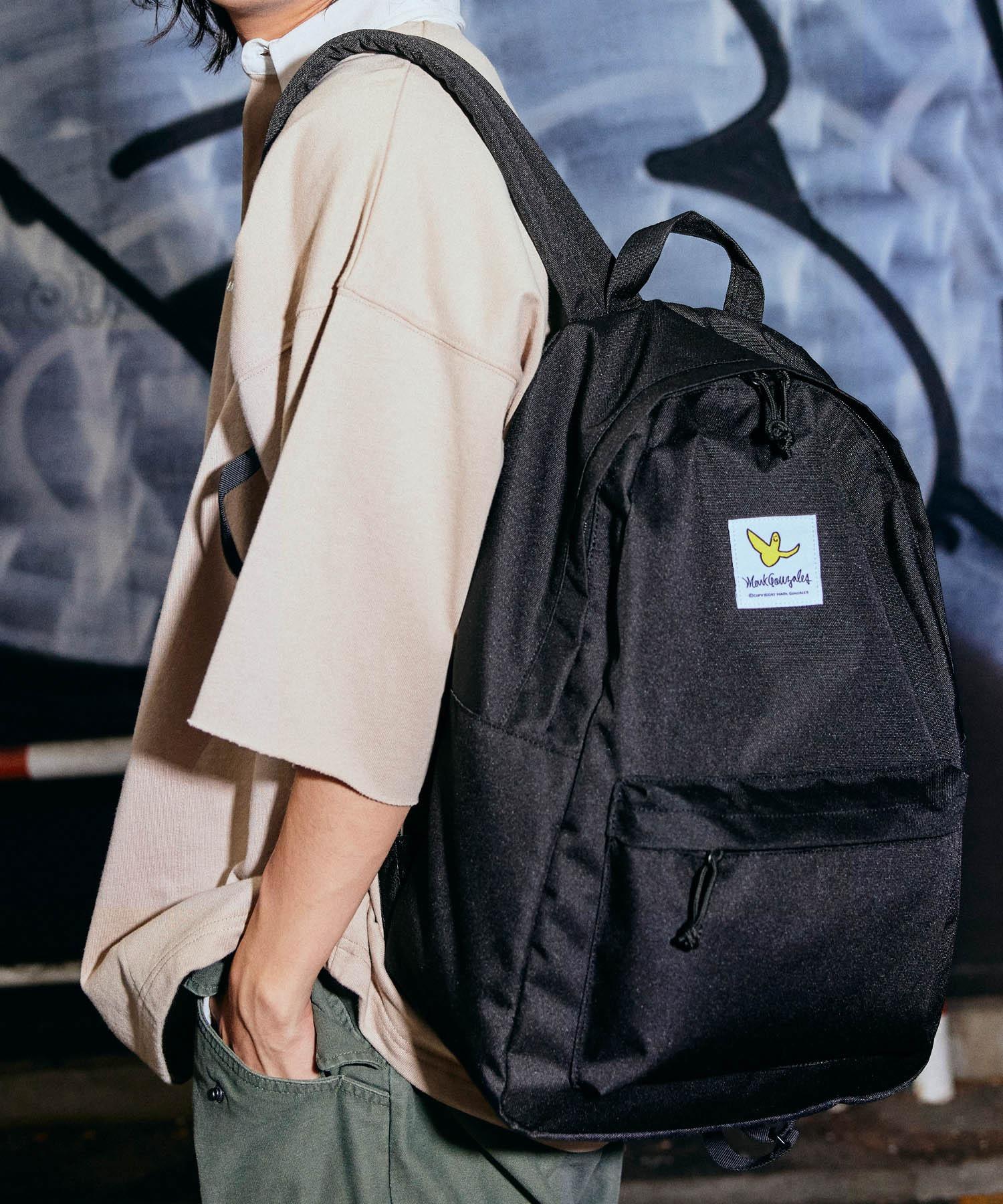 Mark Gonzales/マークゴンザレス MONO-MART別注 ピスデザイン バックパック