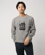 HYS BURGER SOLID COLORスウェット
