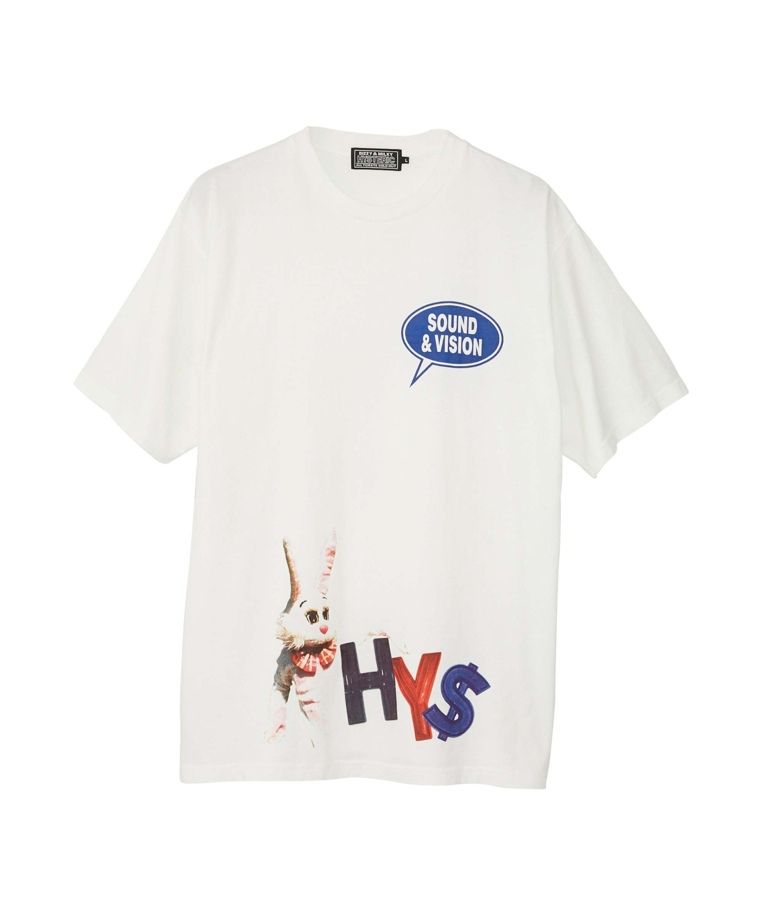 SOUND&VISION Tシャツ