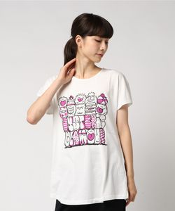 Kevin Lyons/HYS MONSER PARTY ビッグTシャツ