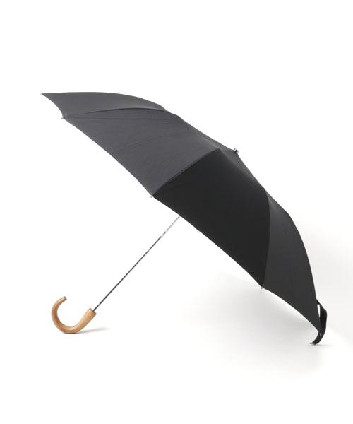 FOX UMBRELLAS 折りたたみ傘 Telescopic Umbrella Maple Solid Colur