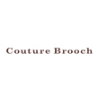 Couture brooch