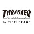 THRASHER by RIFFLEPAGE