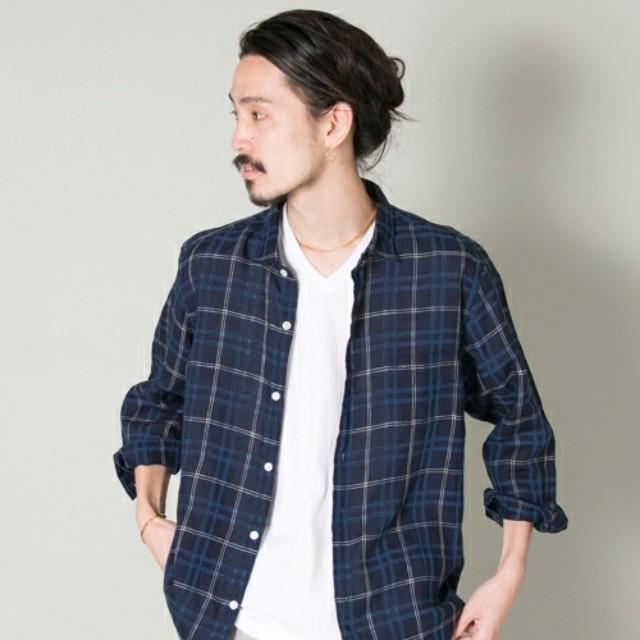 e63bc6741ddbe2 Smartlog(スマートログ)のファッションまとめ「チェックシャツコーデ15選。野暮ったく