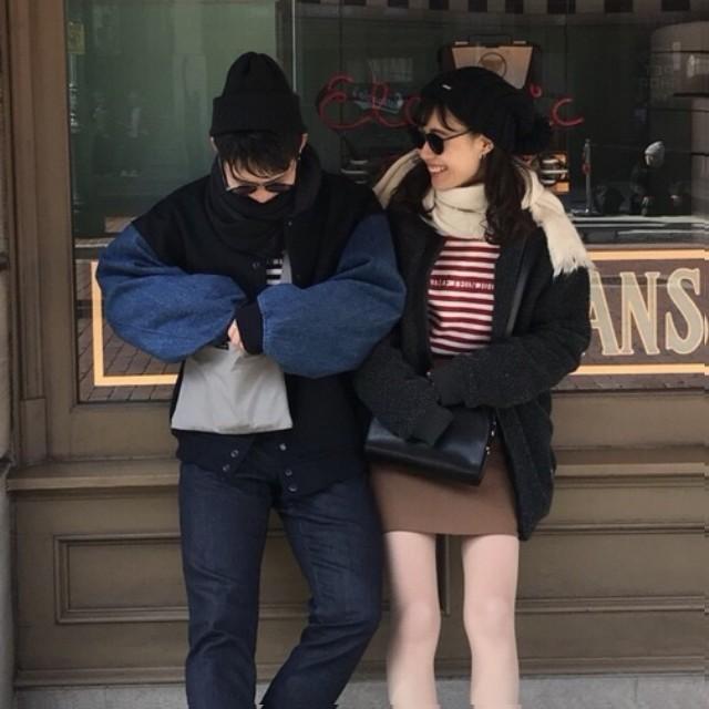 WEAR(ウェア)のファッションまとめ「バレンタインデー間近♡二人の気分を盛り上げるペアルックコーデ」